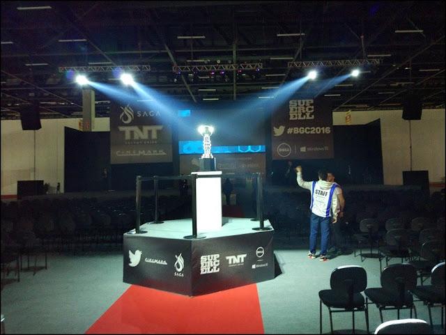 Resumão do Primeiro Torneio de Clash Royale no Brasil - Fotos, Vídeos e Decks utilizados - 11