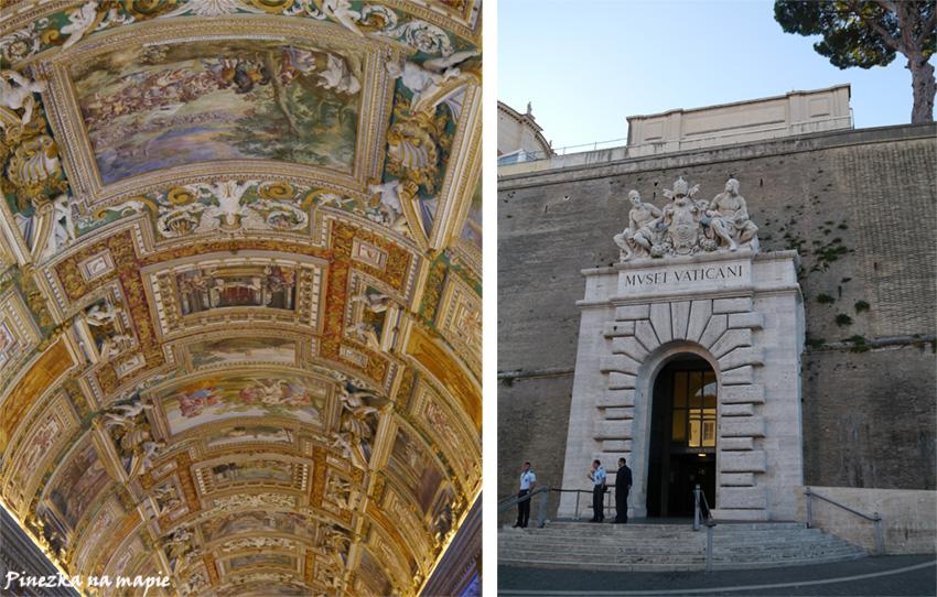 Muzuem w Watykanie