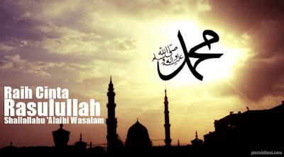 Tips Mendapatkan Cinta dari Nabi Muhammad SAW