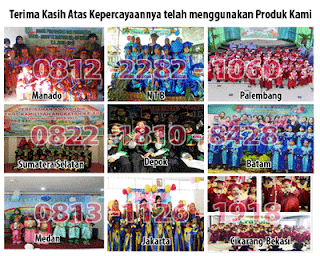 tempat jual online toga wisuda anak dan sarjana di palembang