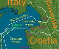Slovenia Preparing to Sue Croatia in EU Court Over Territorial Dispute