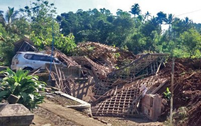 Longsor di Cianjur, Ratusan Rumah Rusak, Ribuan Warga Mengungsi
