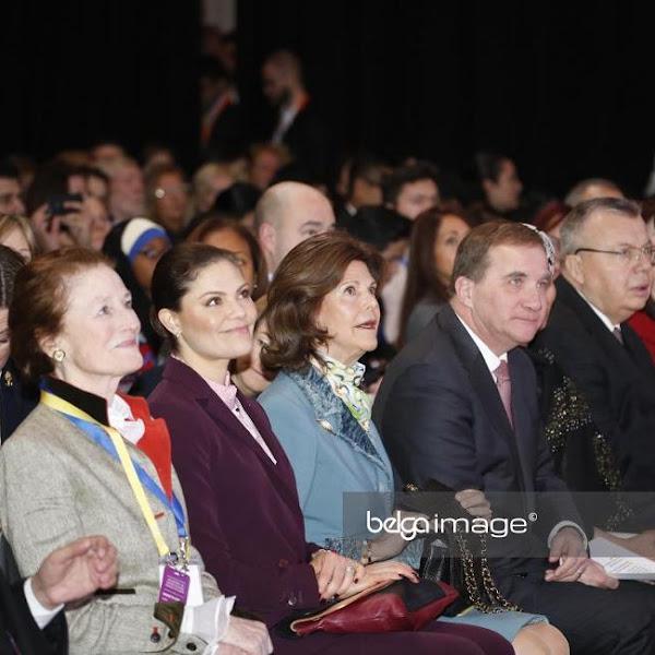 Królowa i Victoria na Agenda 2030 for Children - End Violence Solutions Summit, kondolencje dla Duńskiej Rodziny Królewskiej + więcej