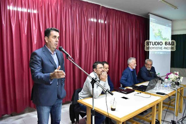 Σε δημόσια διαβούλευση το Τοπικό Χωρικό Σχέδιο της Δημοτικής Ενότητας Ασίνης του Δήμου Ναυπλιέων (βίντεο)