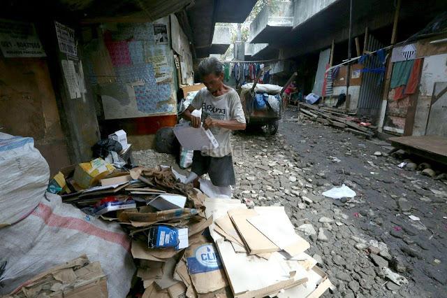 Angka Kemiskinan Turun, Tapi Masyarakat Miskin Masih 25,95 Juta Orang