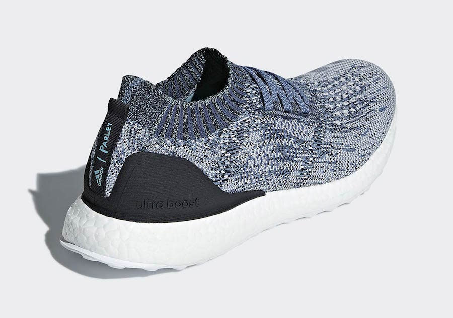 3197ba04c50afa Parley for the Ocean and adidas continues to expand on their partnership  with yet another new take on the Ultra Boost Uncaged.