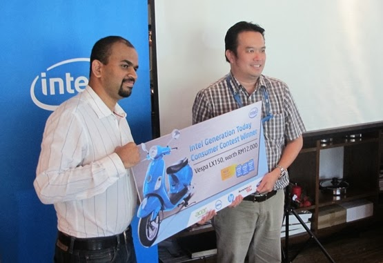 Christmas Comes Early This Year with Intel Malaysia 3
