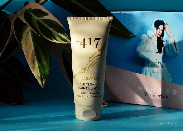 ShinyBox Winter Wonderland - - 417 Catharsis Rejuvenation Hair Mud Mask