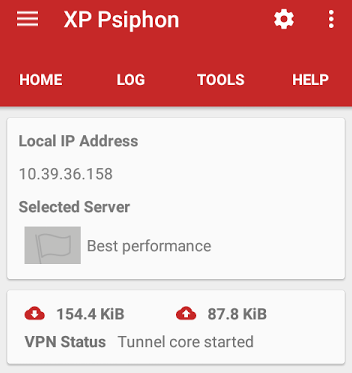 Raid : XP Psiphon Free Unlimited Intenet trick For MTN