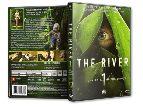 Capa DVD The River - 1ª Temporada