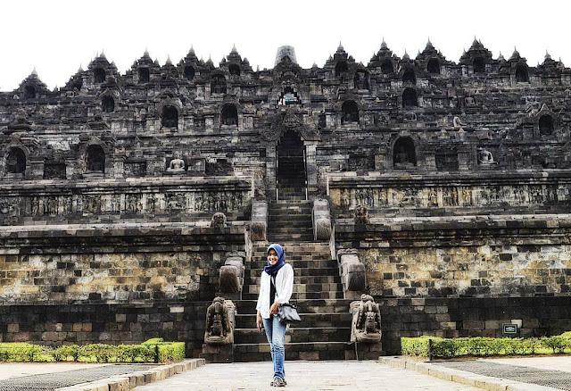 wisata di indonesia, candi borobudur