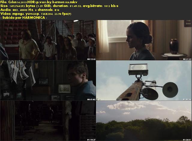 Descargar Colonia Subtitulado por MEGA.