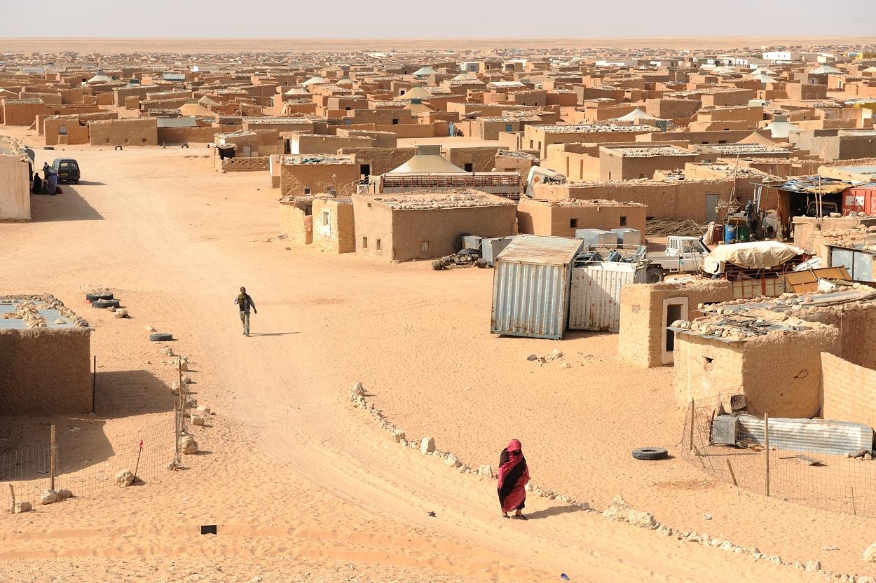Maroko - wstydliwy problem
