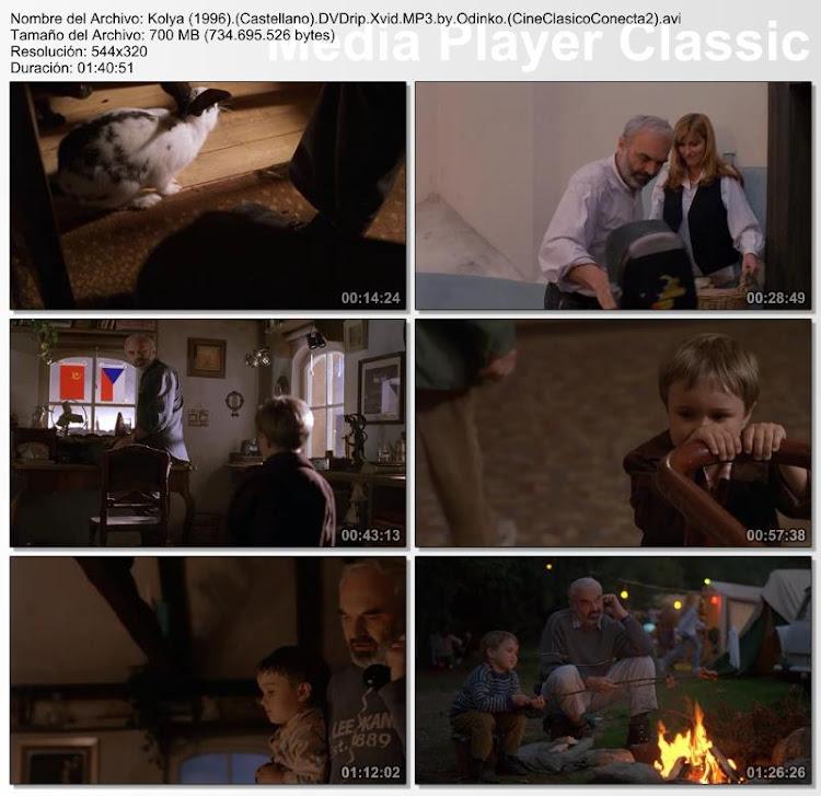 Kolya 1996 | Secuencias de la pelicula