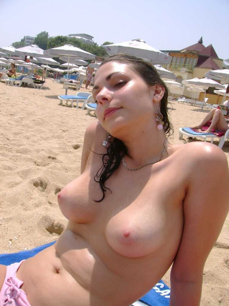 the best topless beach