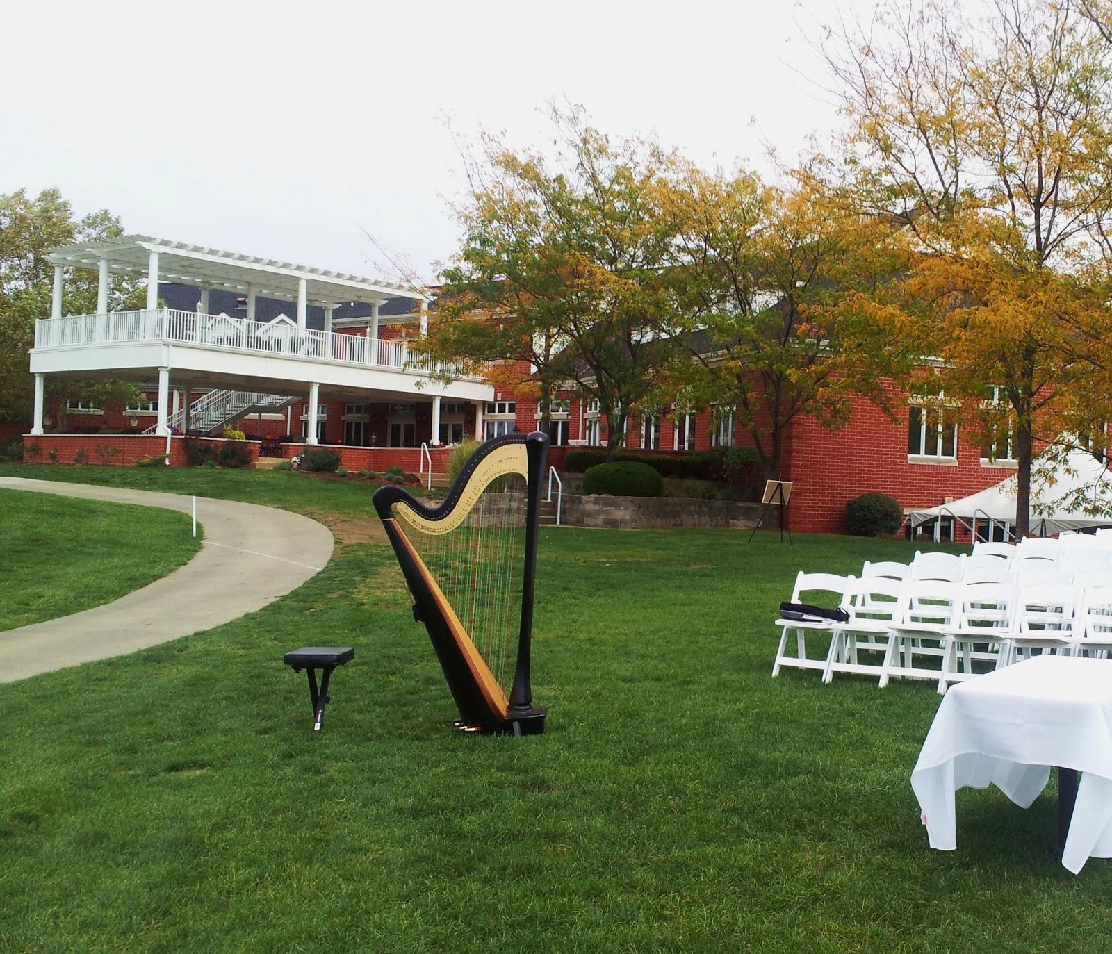 The Classic Harpist: October 2012