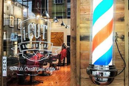 Lowongan i-CUT Barbershop Pekanbaru Januari 2019