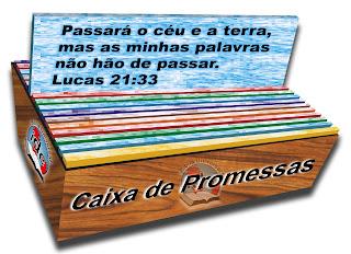 caixa de promessas da biblia universal
