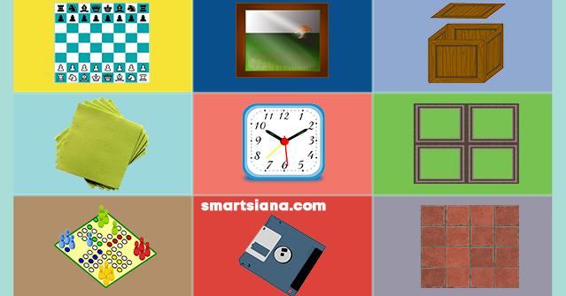 Contoh Benda Berbentuk Persegi Smartsiana Media Informasi Dan Pengetahuan