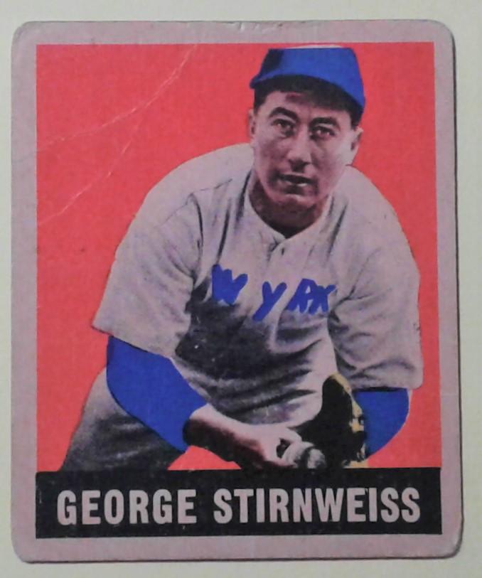 A Cracked Bat Baseball Cards And A Hot Dog