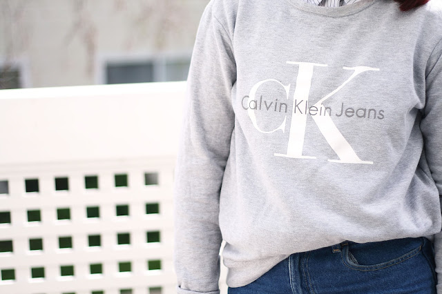 Calvin Klein Jeans, casual fashion, outfit, fashion Blogger
