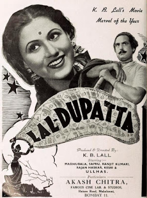 Lal Dupatta