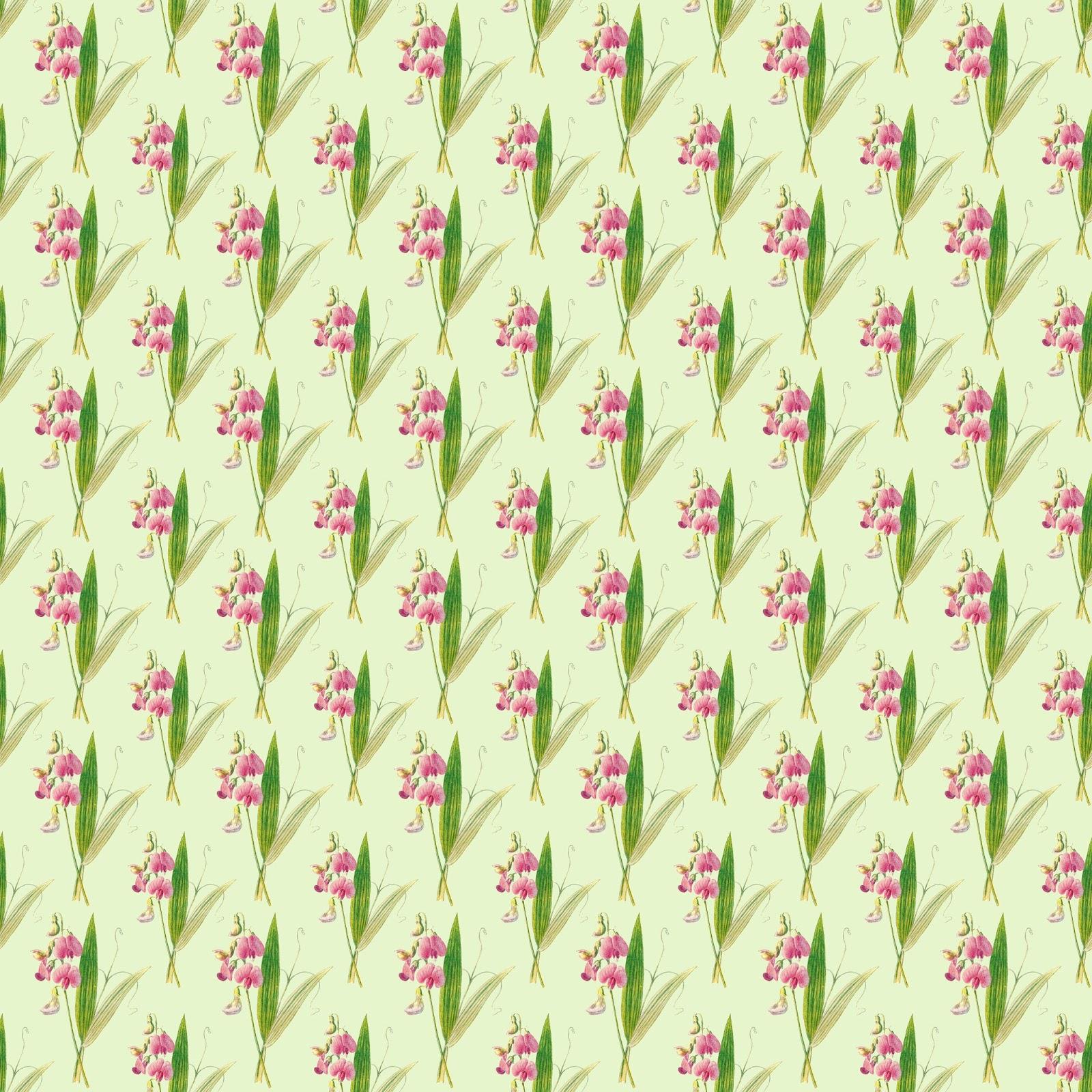 Scrapbook paper design - Digital Artist Paper Wildflower Design Scrapbook Flower Clip Art