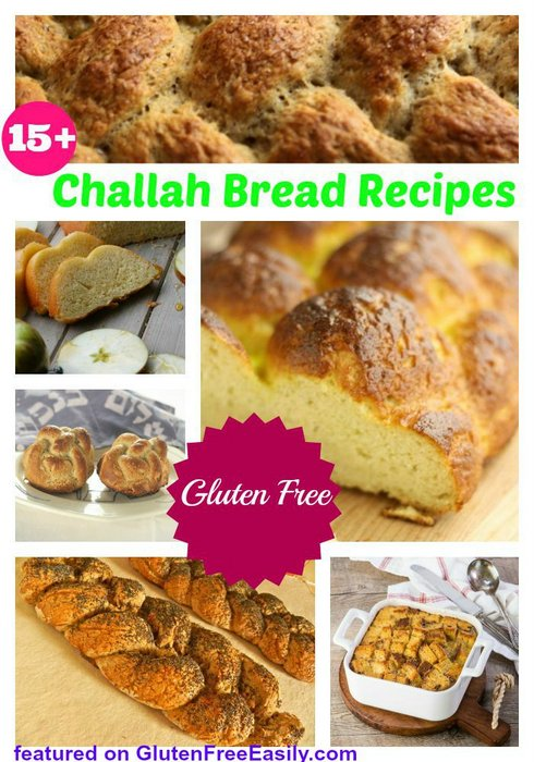 Top 15 Gluten-Free Challah Bread Recipes from Gluten Free Easily