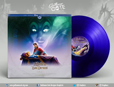 Sleeping Beauty vinyl album