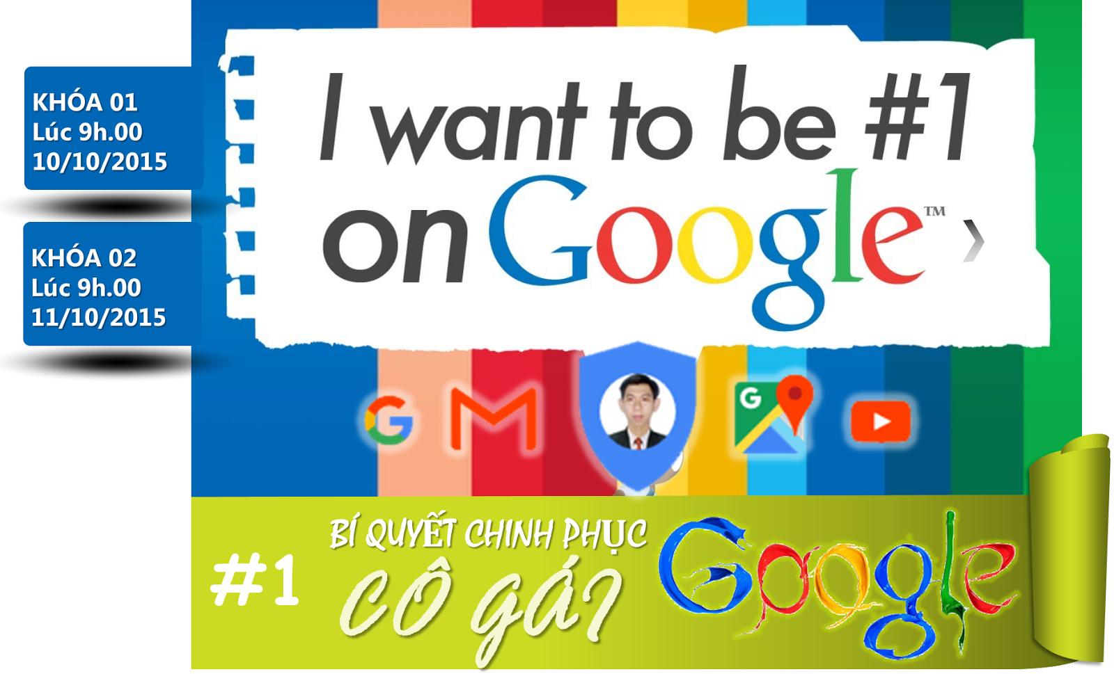Bí quyết chinh phục cô gái Google