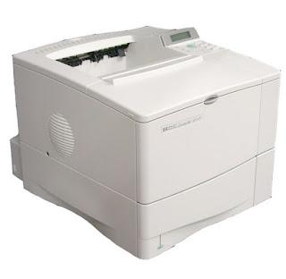 HP Laserjet 4100 Driver Download and Setup