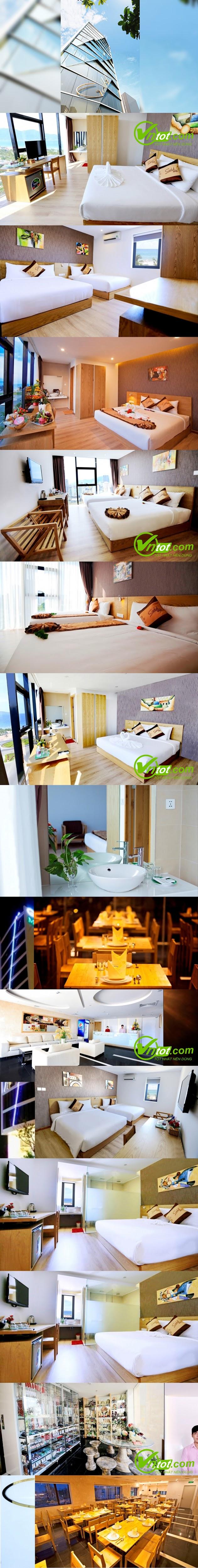 Khách sạn Gold 3 Đà Nẵng (gần Cầu Rồng, công viên Biển Đông)