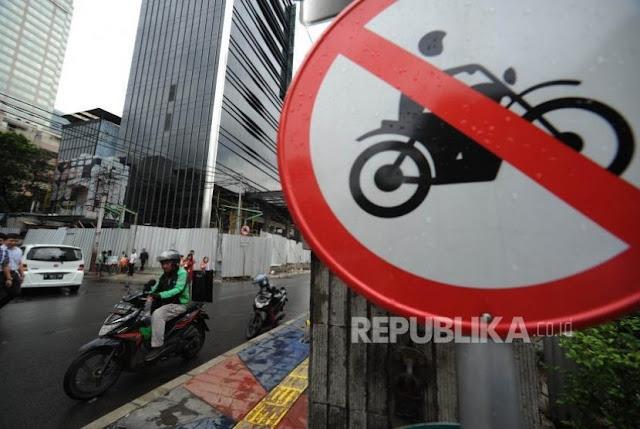 Larangan Bermotor di Thamrin, Anies: Jakarta Milik Semua