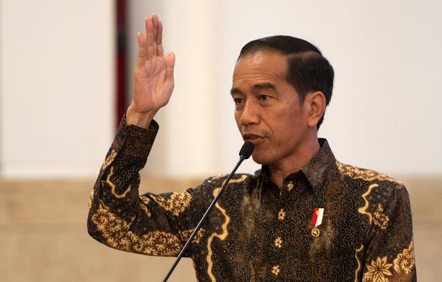 Jokowi: Jika Ada Kebakaran Hutan, Kapolda dan Pangdam Dicopot!
