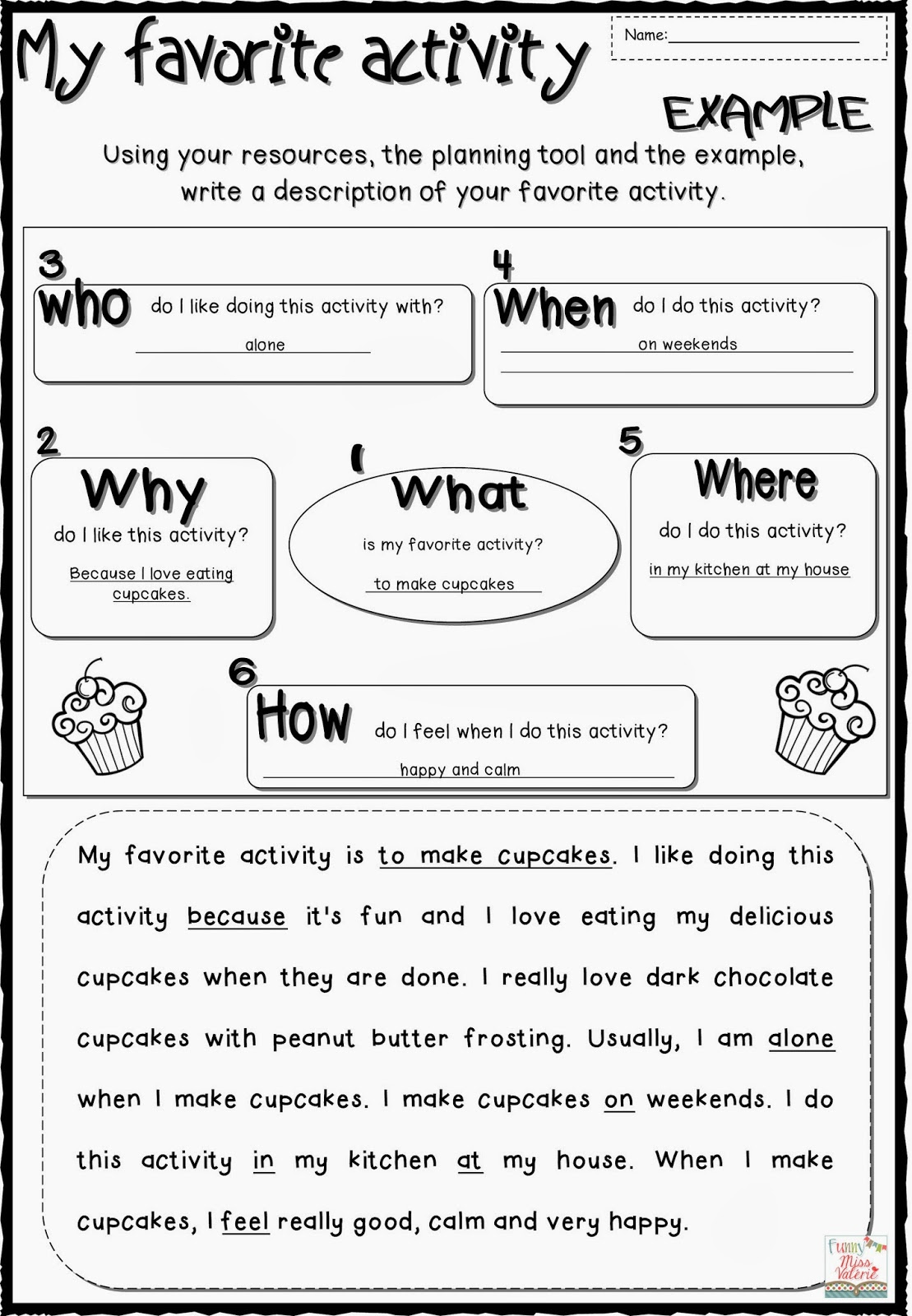 Wh Worksheets For First Grade