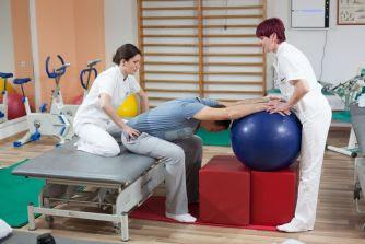 Fisioterapia en Lesiones Cerebrales.