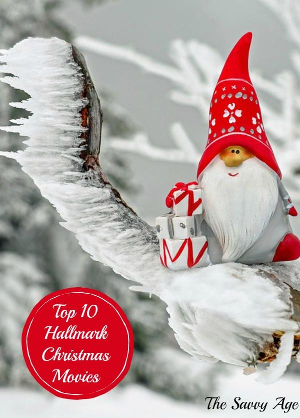 Top Ten Hallmark Christmas Movies Reviewed