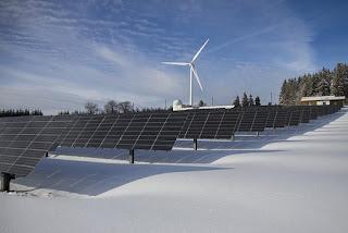 renewable energy wind and solar