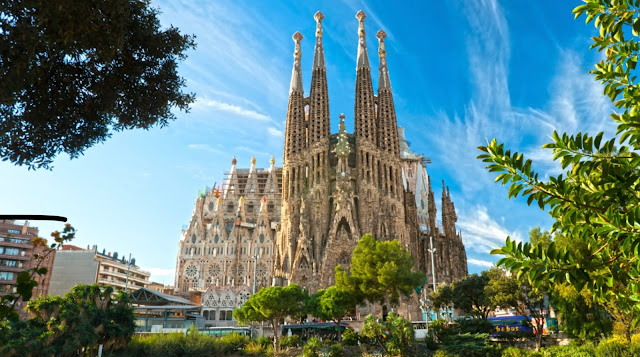 The 5 Most Beautiful Buildings in Europe