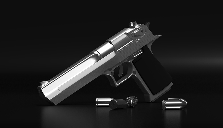 Desert Eagle 50 Cal Free JPEG and Photoshop files