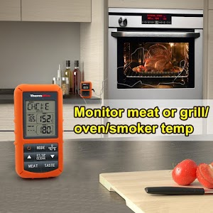 Top 10 Best Thermopro Cooking Meat Food Wireless Thermometers 2018 - Reviews & Buyer's Guide