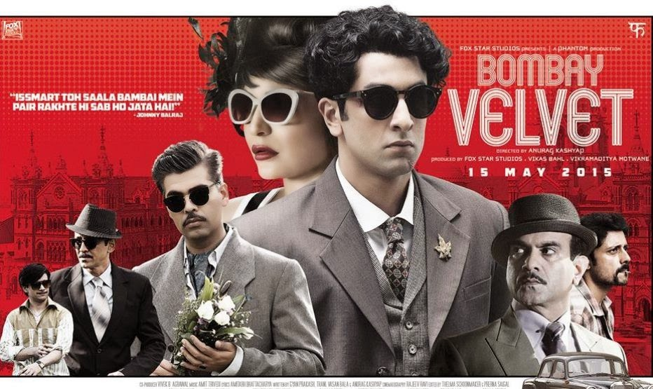 Bombay velvet mp3 songs free, download pagalworld