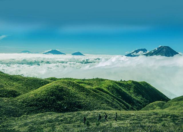 Gunung Dieng - Blog Mas Hendra