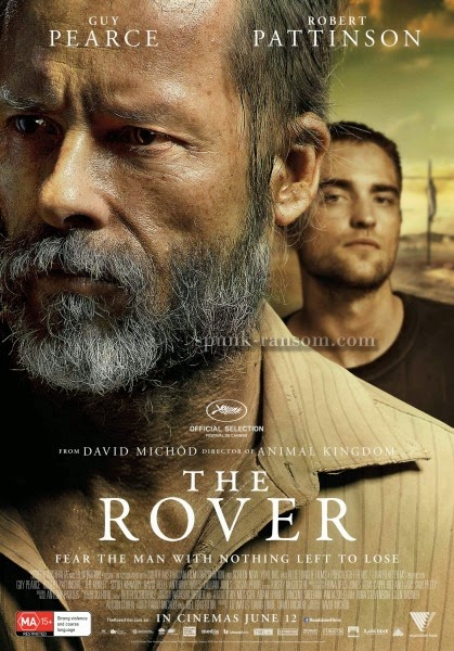 The Rover (2014) Movie Poster