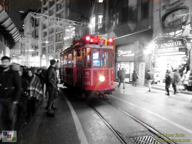 Taksim, İstiklal Caddesi