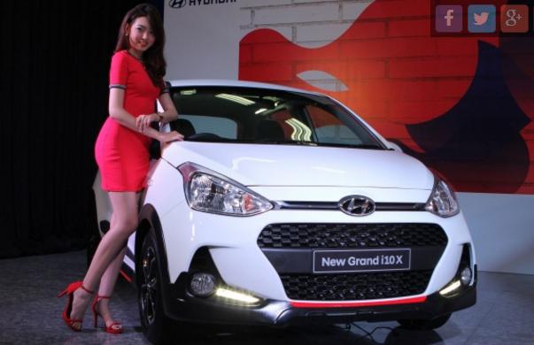 Saingi Suzuki Ignis, New Hyundai Grand i10 Diperkenalkan