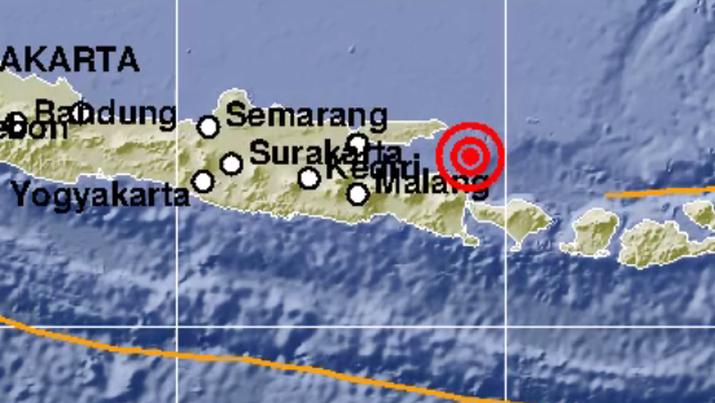 Gempa 6,4 SR Guncang Bali Saat IMF-WB Annual Meetings