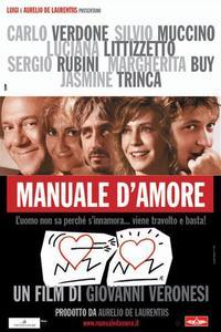 Poster Manual of Love