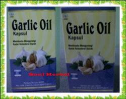Kapsul bawang putih garlic pasti murah di Madu herbal