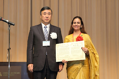 IRRI scientist wins 2017 Japan International Award for Young Agricultural Researchers